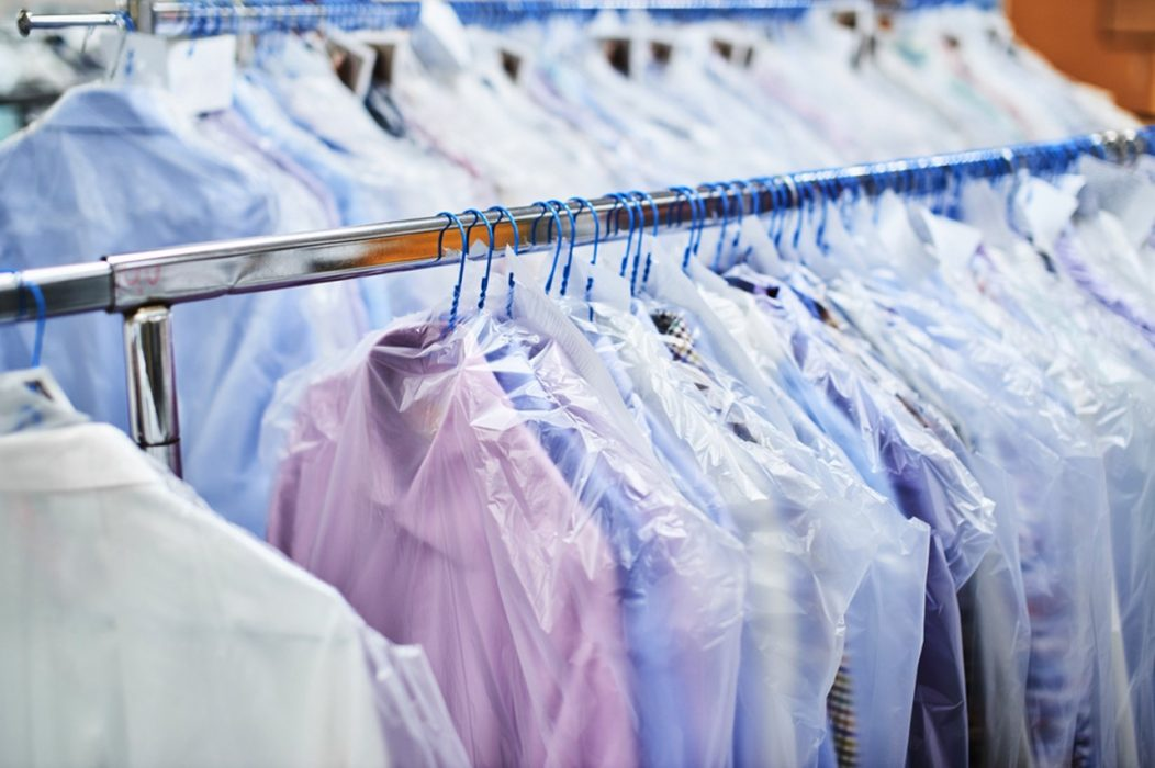myths about dry cleaning